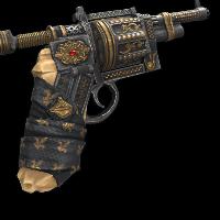 Regal Revolver Rust Skin