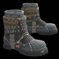Badboy Boots Rust Skin
