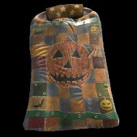 Spooky Pumpkin Bed Rust Skin