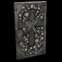 Death Crypt Door Rust Skin