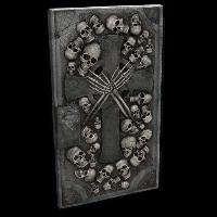 Death Crypt Door