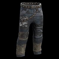 Conquistador Pants Rust Skin