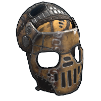 Rust War Machine Mask Skins