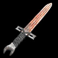 Sheet Metal Sword Rust Skin