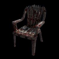 Rusty Iron Throne Rust Skin