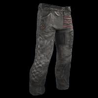 Rioter's Pants Rust Skin