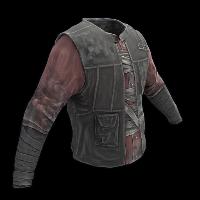 Rust Rioter's Jacket Skins