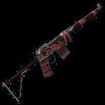 Blood Dragon Rifle