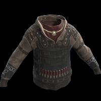 Savage Jacket Rust Skin
