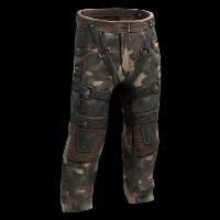 Savage Pants Rust Skin