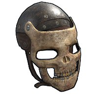 Savage Facemask Rust Skin