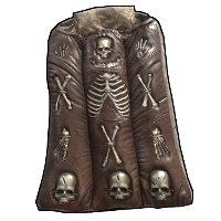 Cannibal Survival Bag Rust Skin