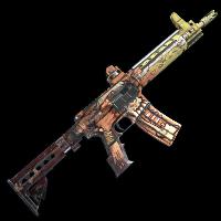 Rust Bulletstorm Skins