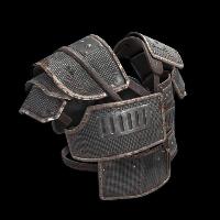 Metalhunter Roadsign Vest Rust Skin
