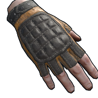 Rust Metalhunter Gloves Skins