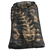 Fisher Sleeping Bag Rust Skin