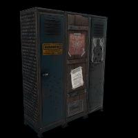 Cobalt Security Locker Rust Skin