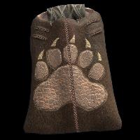 Bear Bag Rust Skin