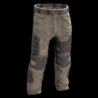 Tank Crew Pants Rust Skin
