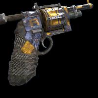Sting Revolver Rust Skin