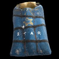 Star Bedroll Rust Skin