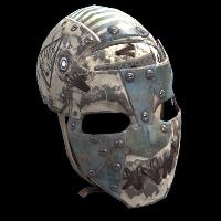 Tank Crew Facemask Rust Skin
