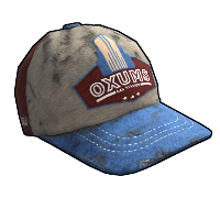 Oxums Employee Cap Rust Skin