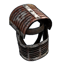 Utilizer Helmet Rust Skin