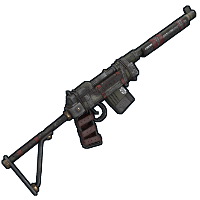 Saboteur Rifle Rust Skin