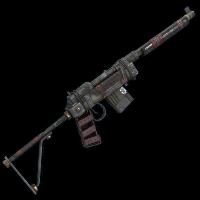 Saboteur Rifle