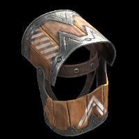 Mad Helmet Rust Skin