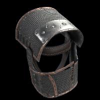 Metalhunter Can Helmet Rust Skin