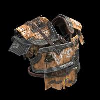 Mad Vest Rust Skin