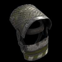 Saboteur's Can Helmet Rust Skin