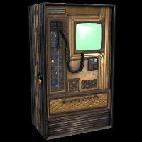 Lavish Vending Machine Rust Skin