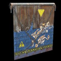 Factory Rolling Door
