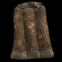 Wood Sleeping Bag Rust Skin