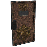 Apocalypse Door Rust Skin