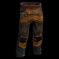 Explorer Pants Rust Skin