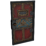 Aristocratic Armored Door