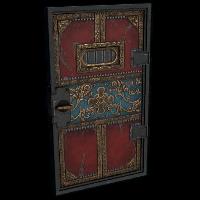 Aristocratic Armored Door