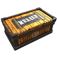 Charitable Rust 2017 Relief Crate