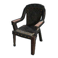 Glory Throne Rust Skin