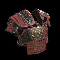 Samurai Dou Rust Skin