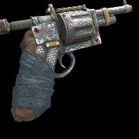 Duelist Revolver Rust Skin