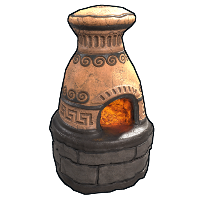 Ancient Furnace Rust Skin