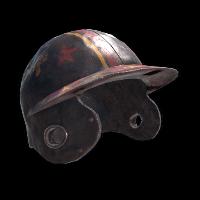 Yellow Racer Helmet