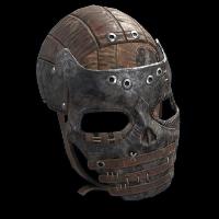 Metalmute Facemask Rust Skin