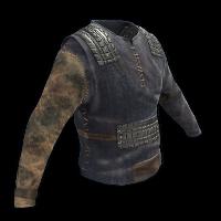 Desert Outlaw Burlap Shirt