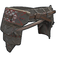 Nordic Beast Kilt Rust Skin